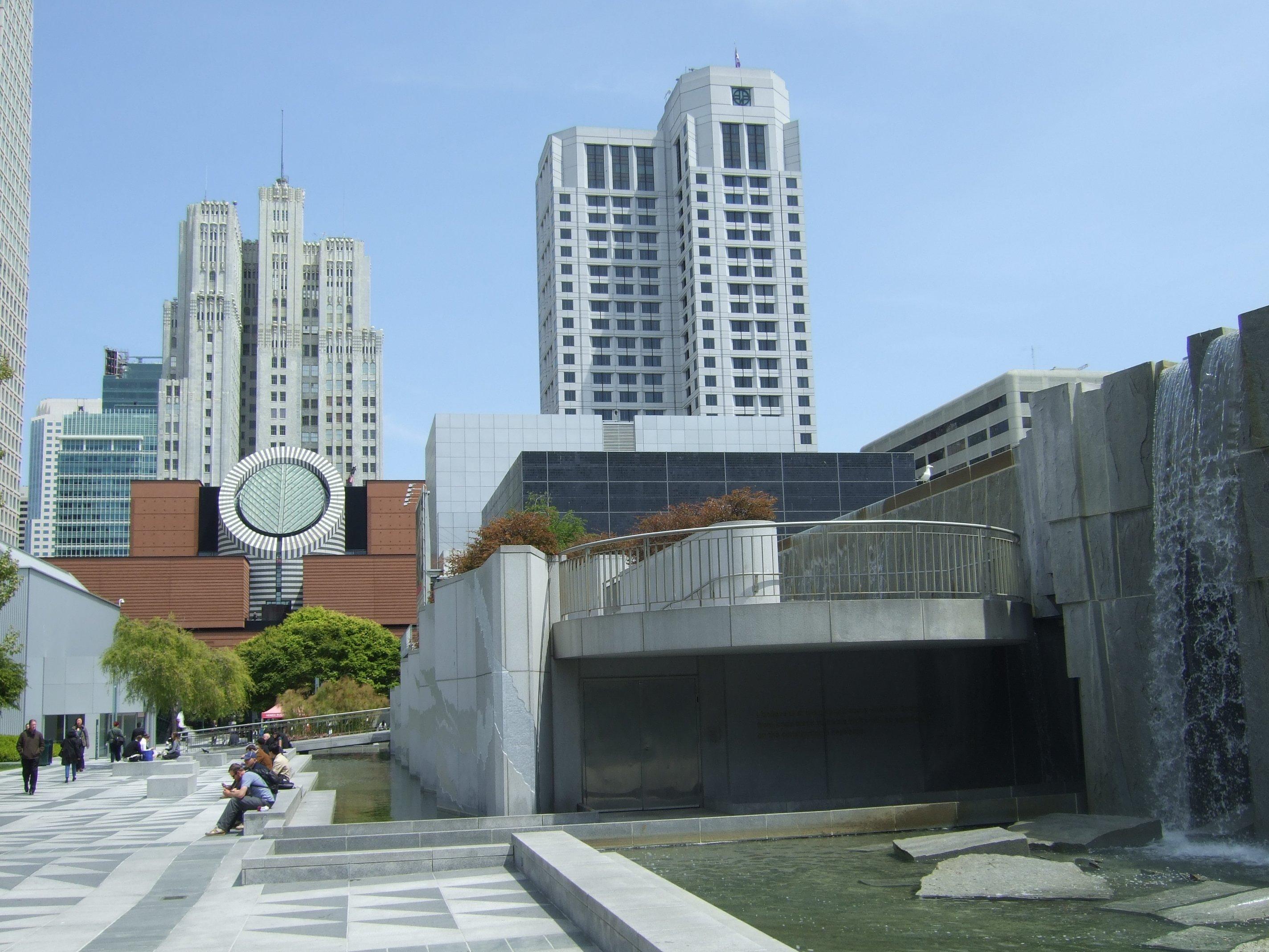 File San Francisco Yerba Buena Gardens