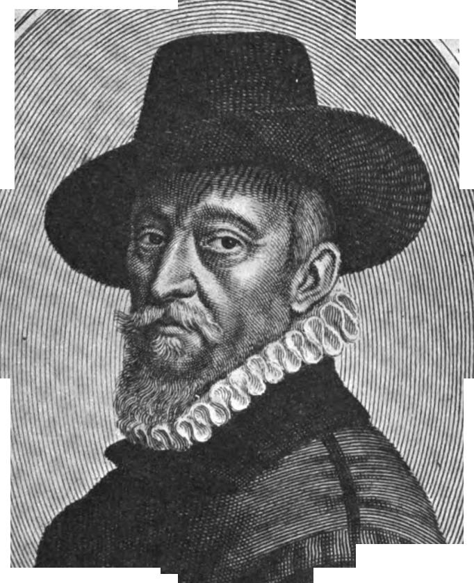 File:Self-portrait of François Quesnel engraved by Michel Lasne - Hustin 1910 pIX - HathiTrust (detail).png