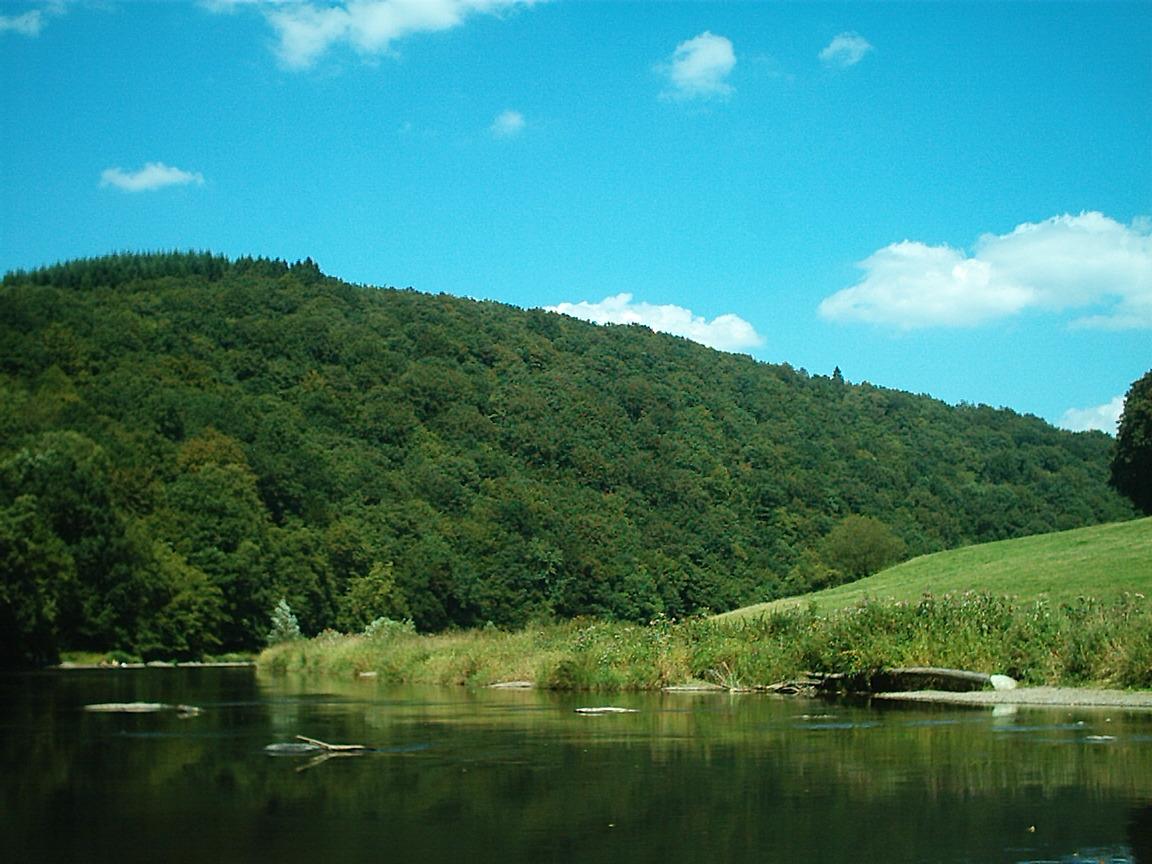 Semois river.
