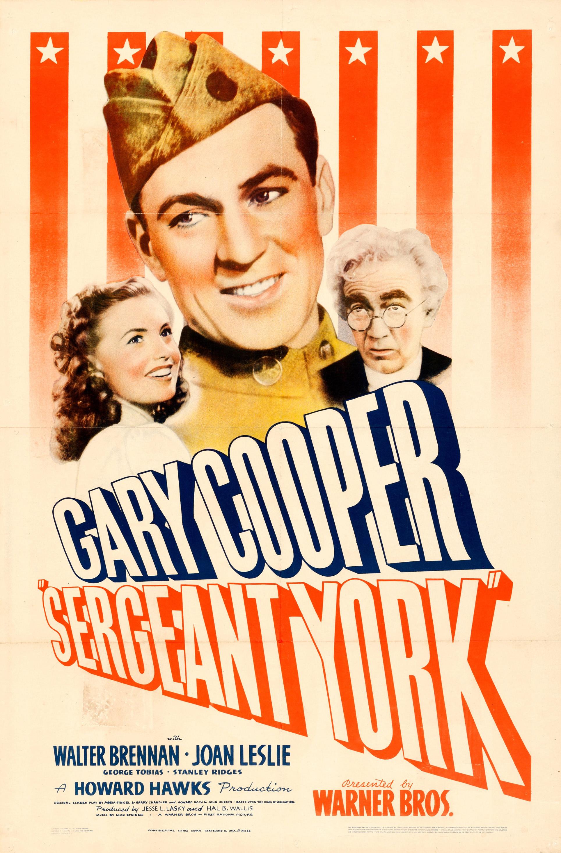 Sergeant York (film) - Wikipedia