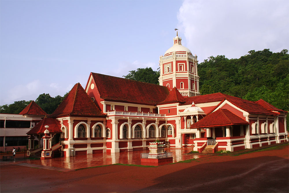 Image result for shanta durga temple in goa