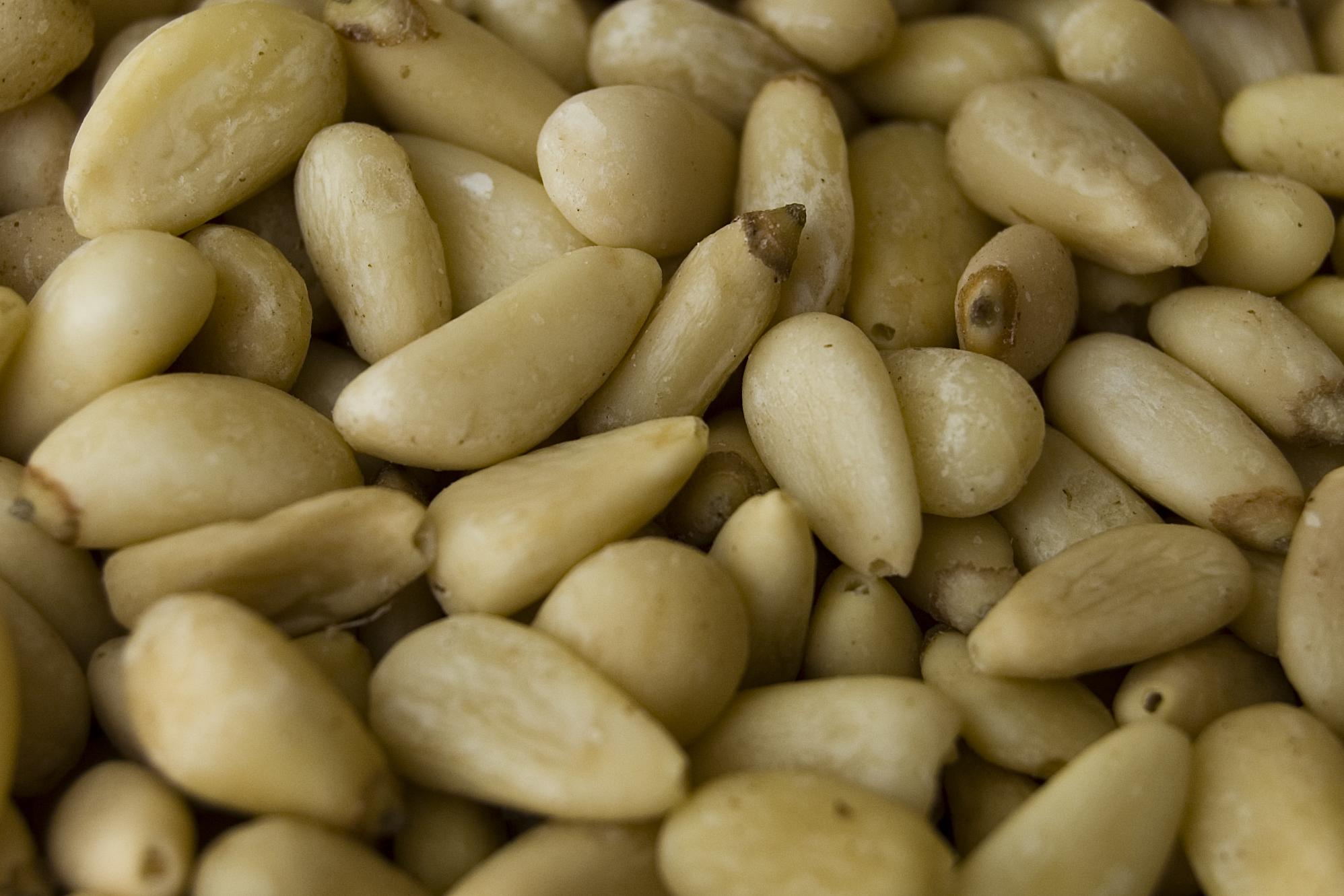 Where do you get pine nuts