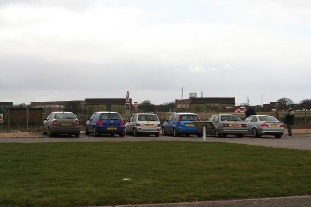 File:Some of the hangars at RAF Waddington - geograph.org.uk - 139748.jpg
