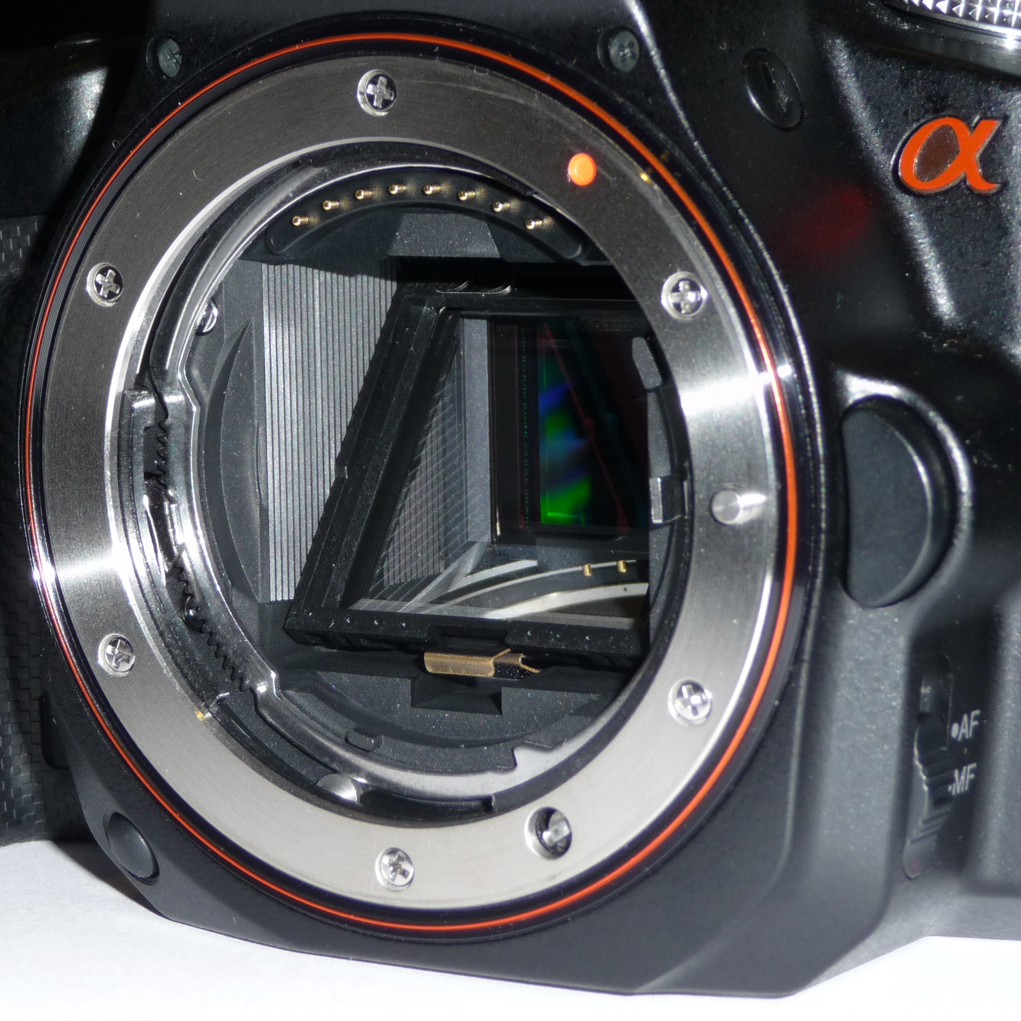 Sony A-Mount, body