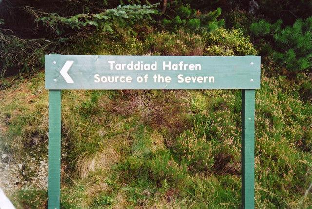 Source of the Severn - Tarddiad Hafren - geograph.org.uk - 573011