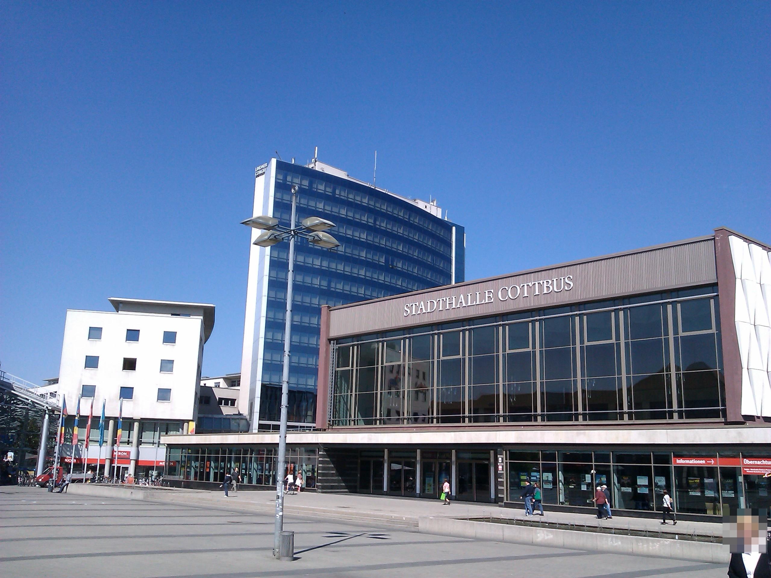 City Hotel Cottbus Silvester