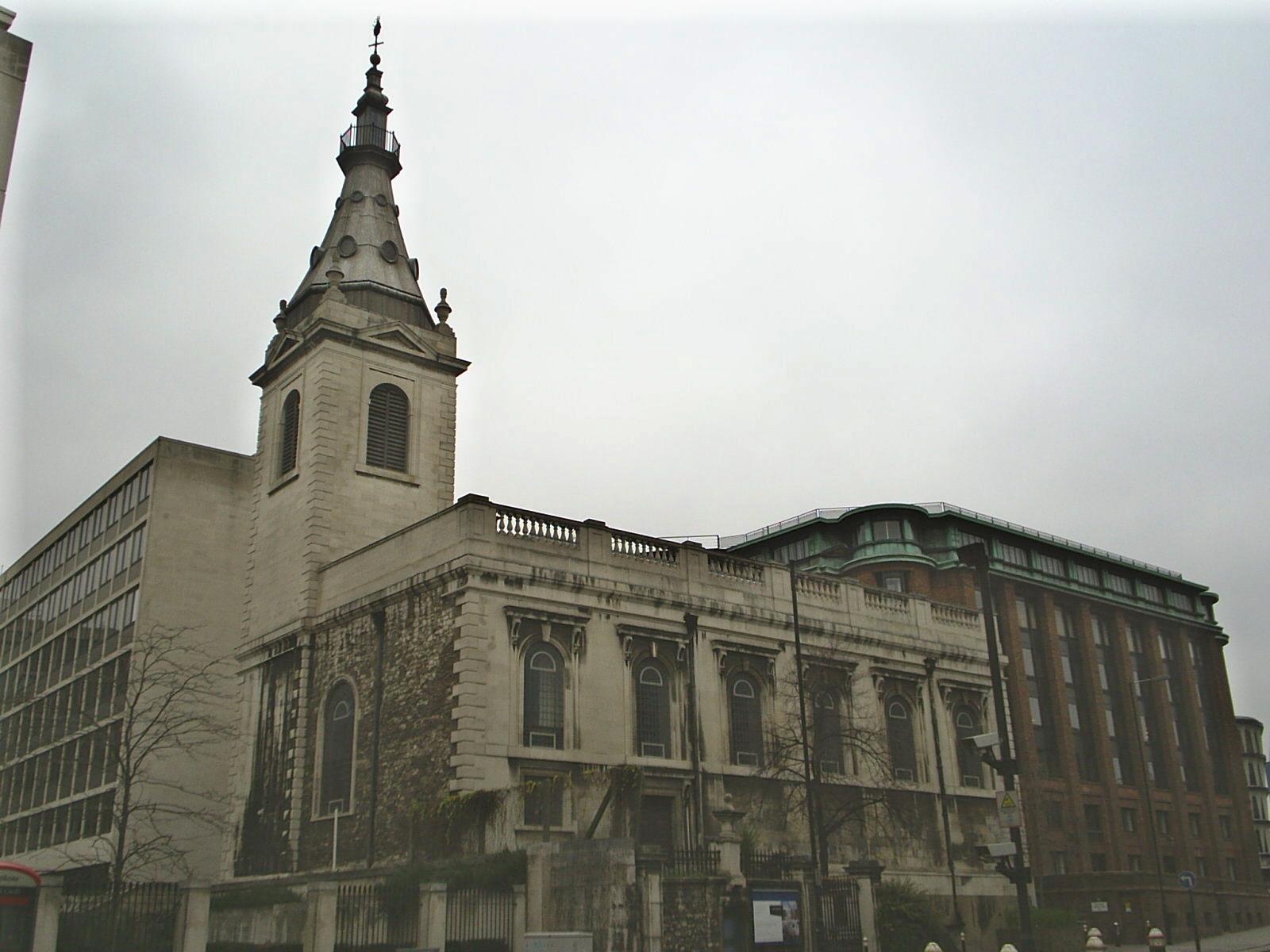 st nicholas cole abbey