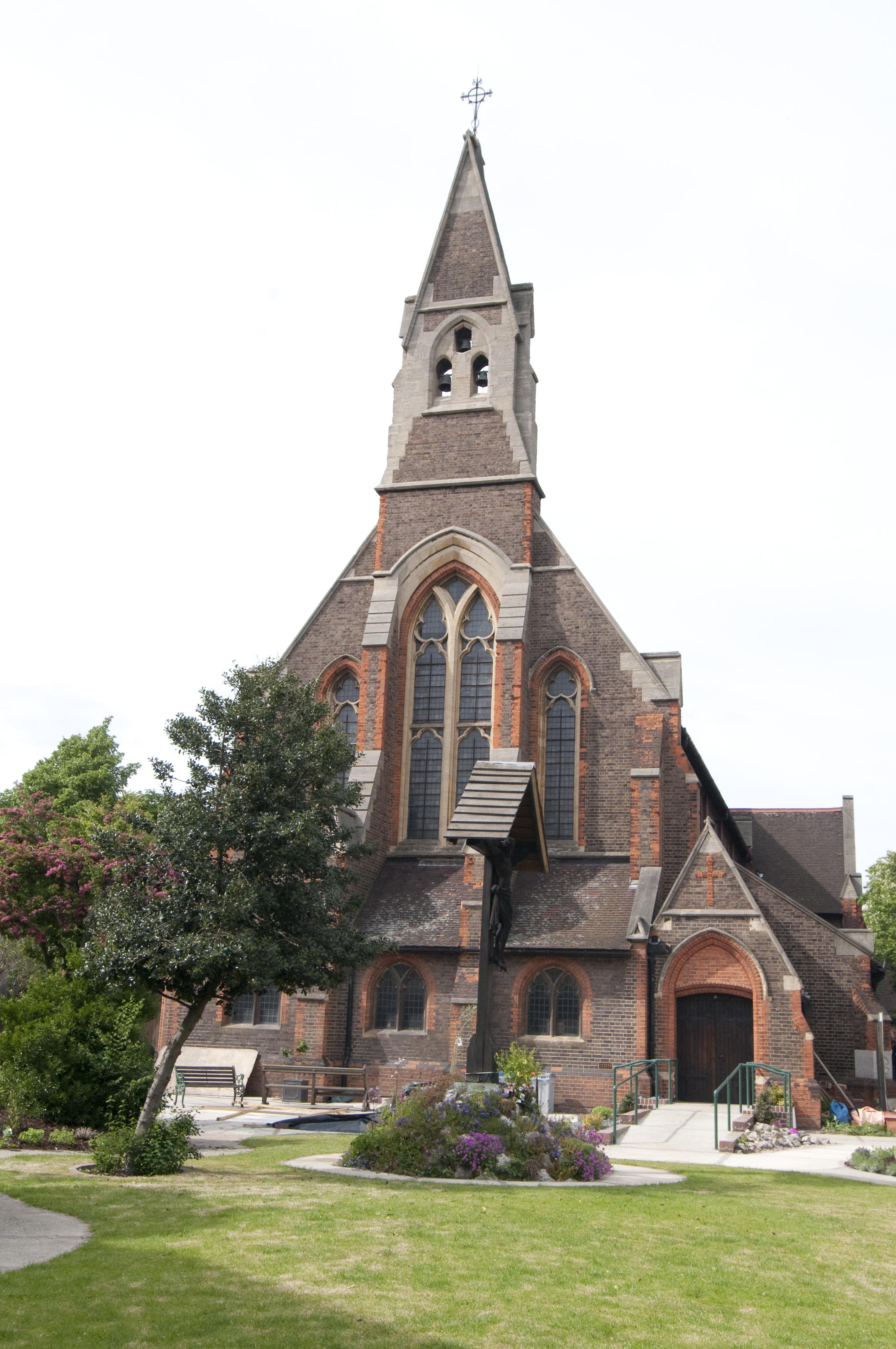 St Mellitus, Hanwell