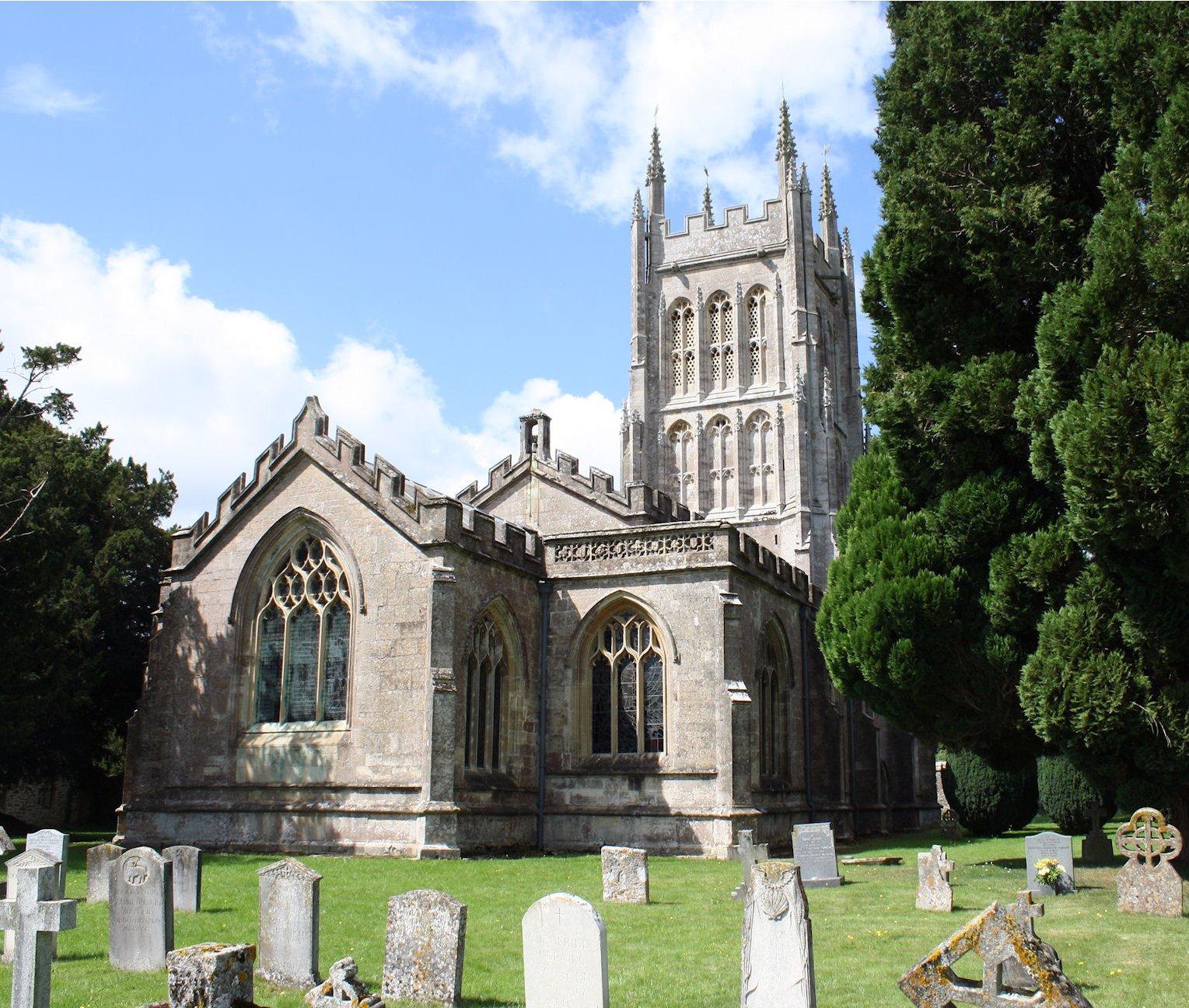 File:St Andrew's Church, Mells, Somerset.jpg