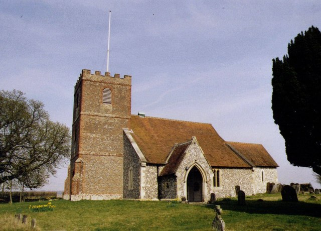 St James, Winterbourne - geograph.org.uk - 1539324