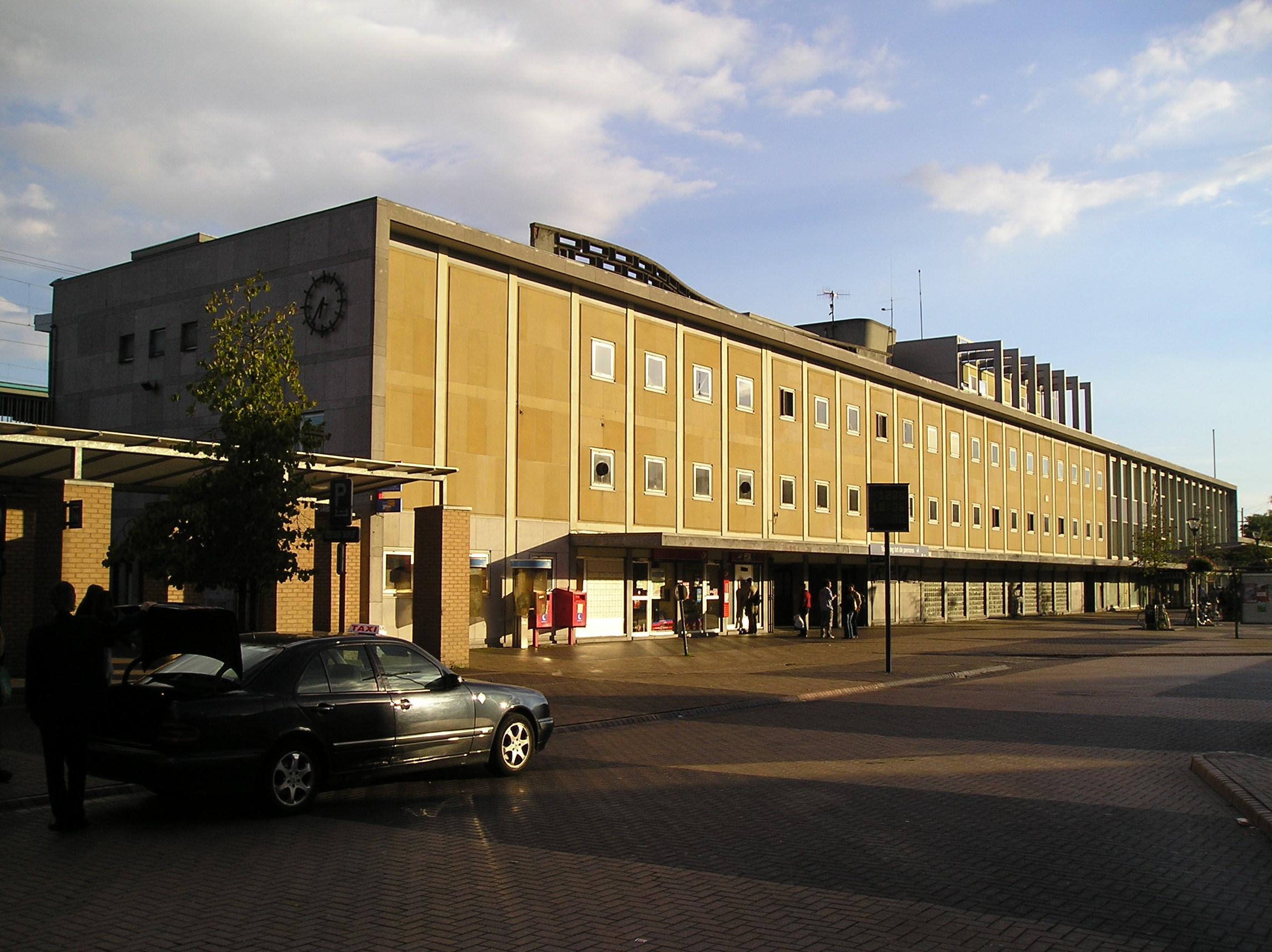 Mechelen railway station - Wikipedia
