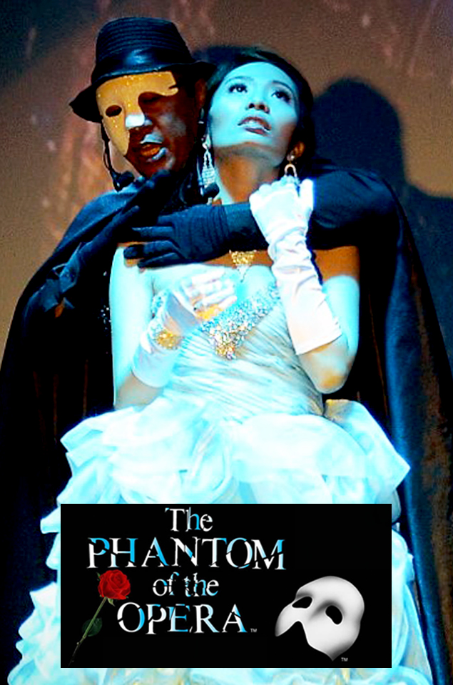 tickets for the phantom of the opera