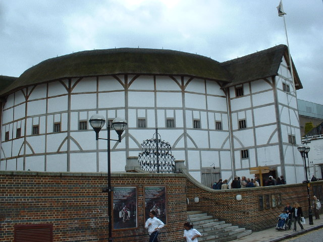 The Globe Theatre - geograph.org.uk - 24898