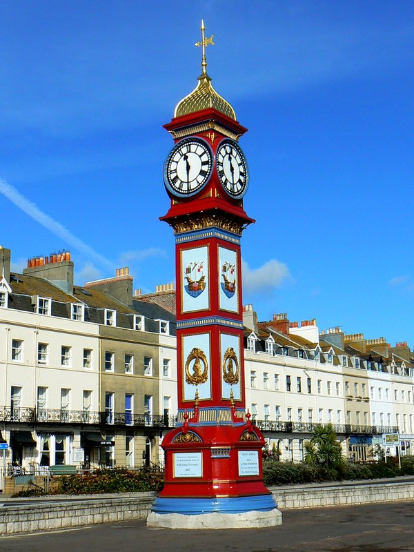 Jubilee Clock Tower Weymouth Wikipedia