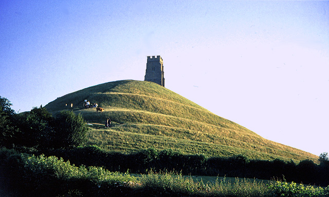 The Tor at Glastonbury - geograph.org.uk - 28945