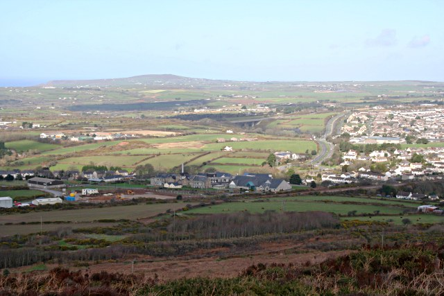 The View from Carn Brea - geograph.org.uk - 354859