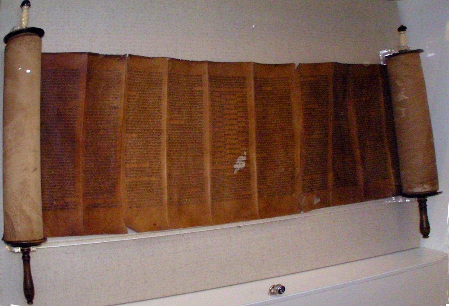 Najstarsza Biblia świata (cz.2)