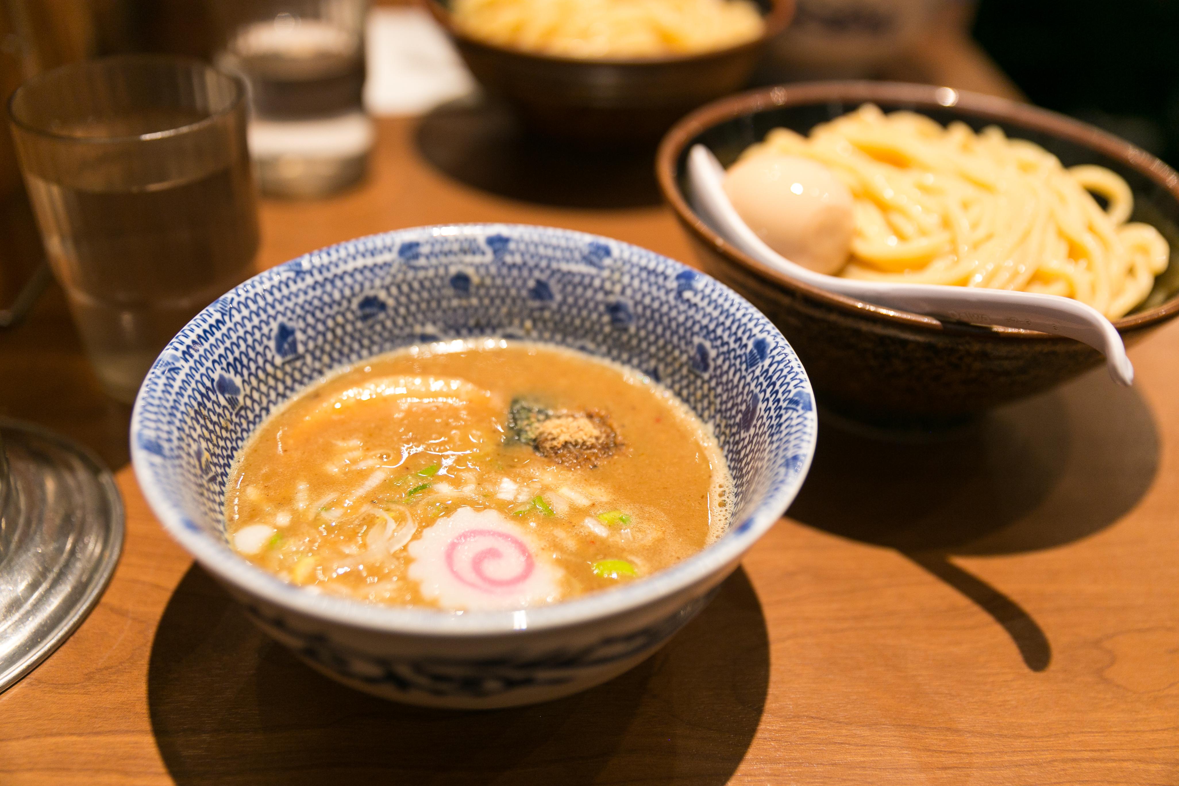 File:Tsukemen at a Tokyo restaurant.jpg - Wikimedia Commons