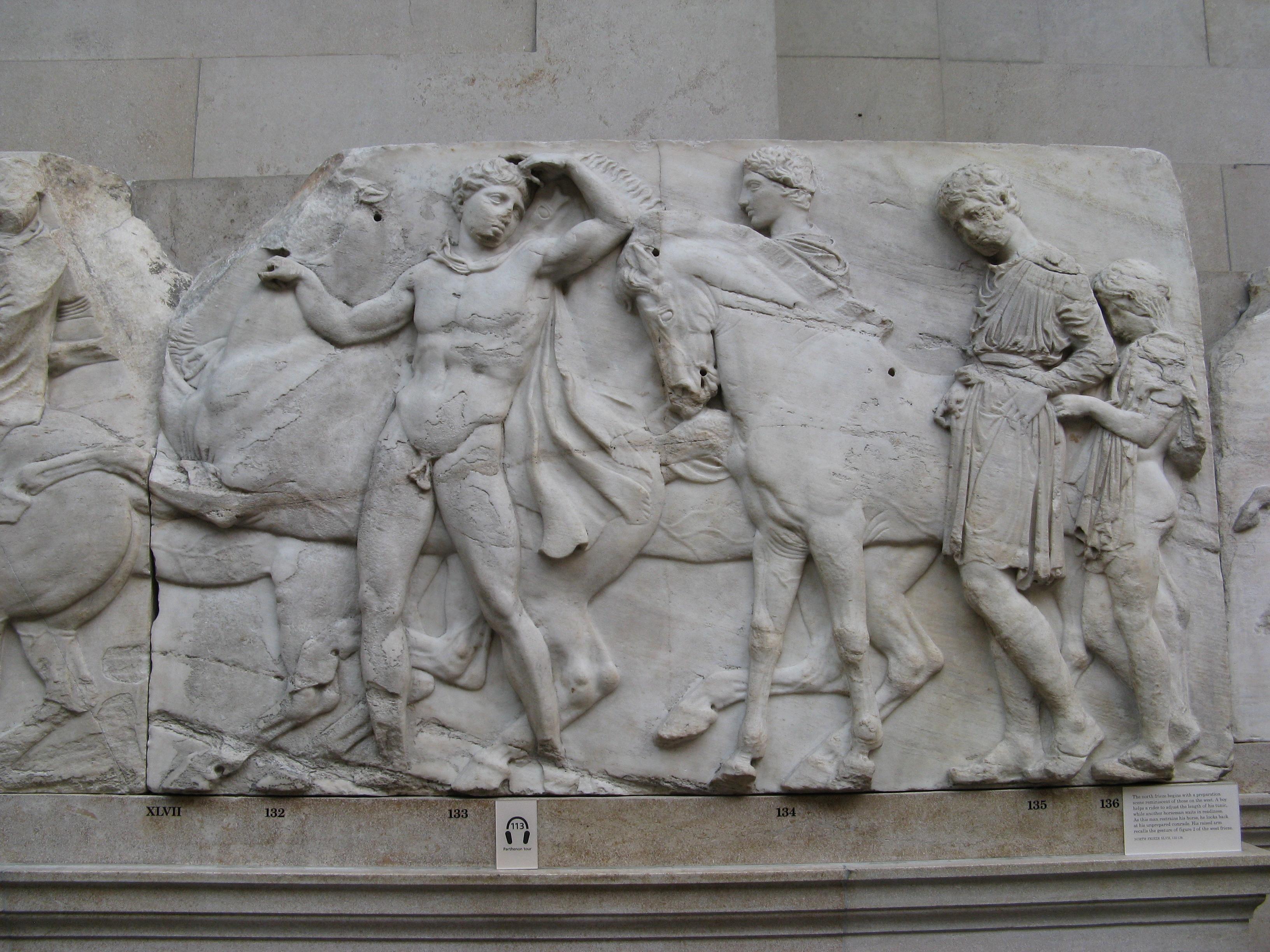 Parthenon marbles essay