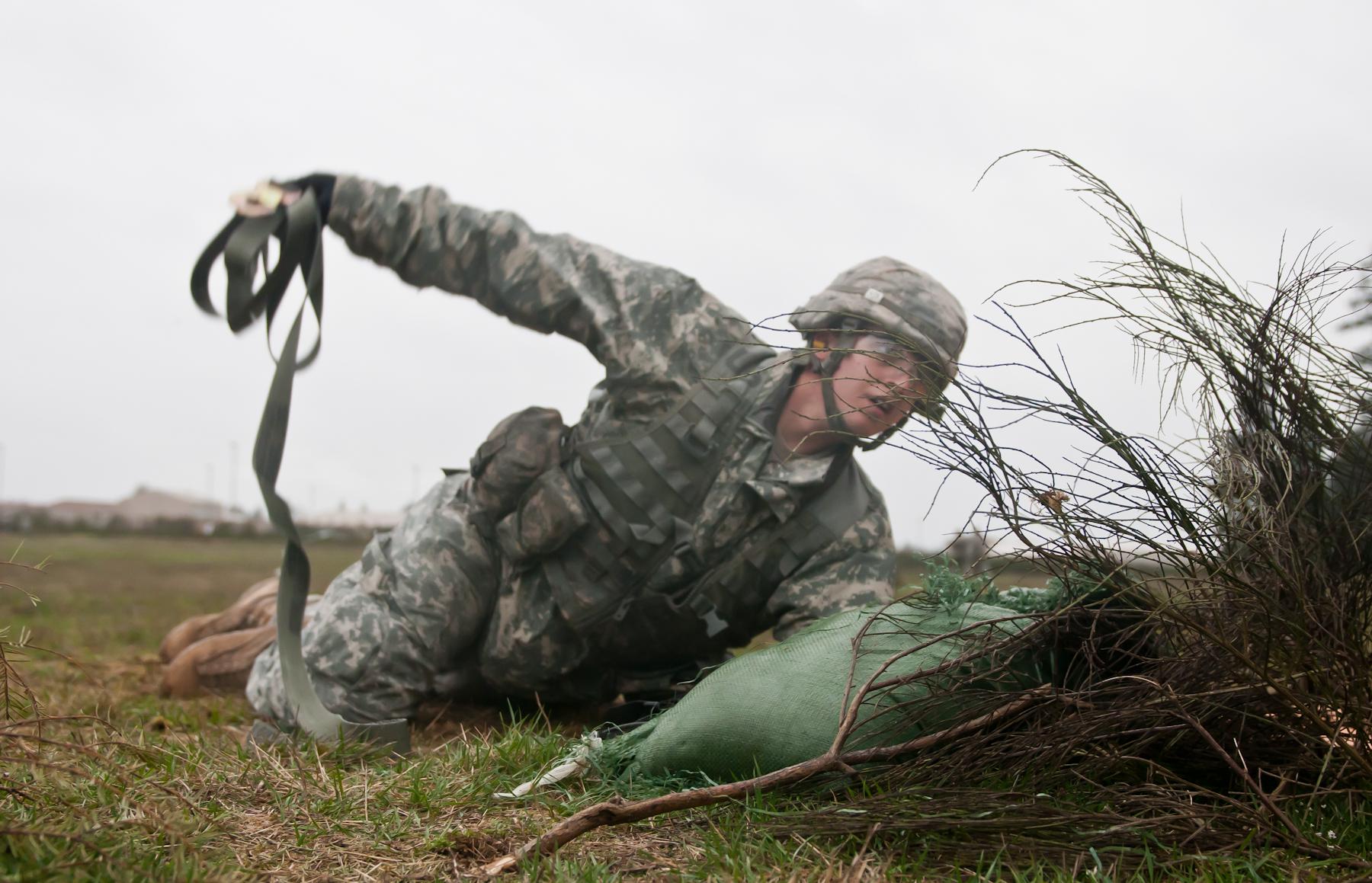 Multifunctional medical battalion field