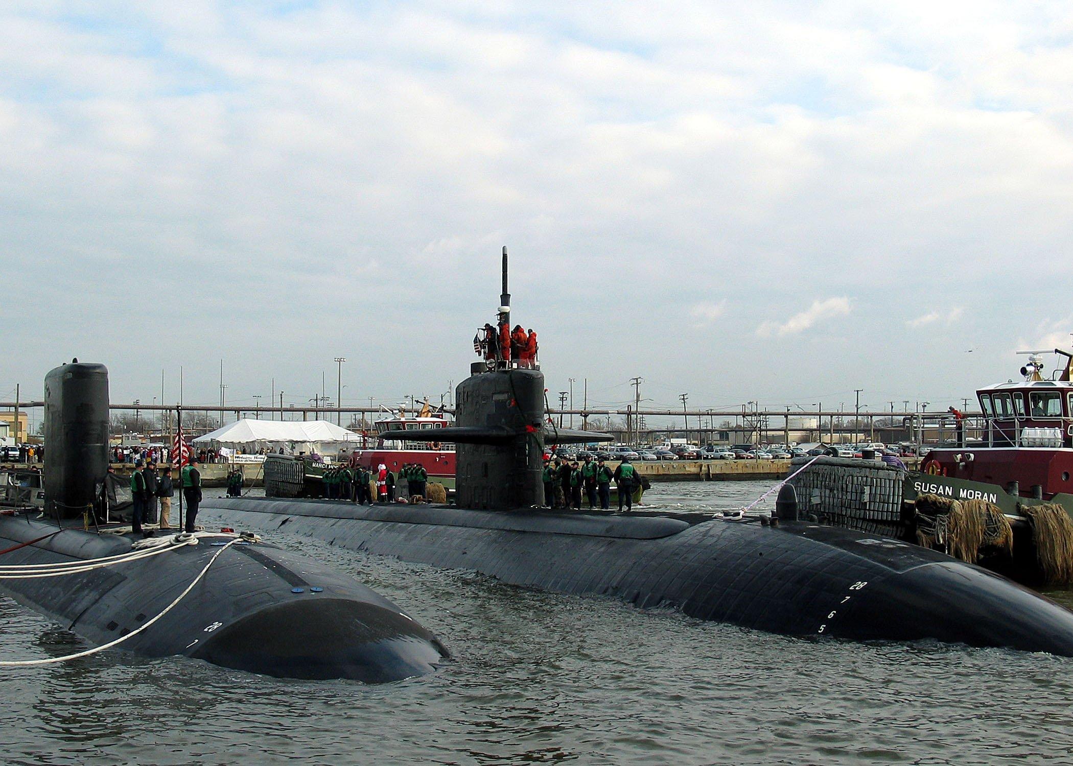 USS Jacksonville - Wikipedia