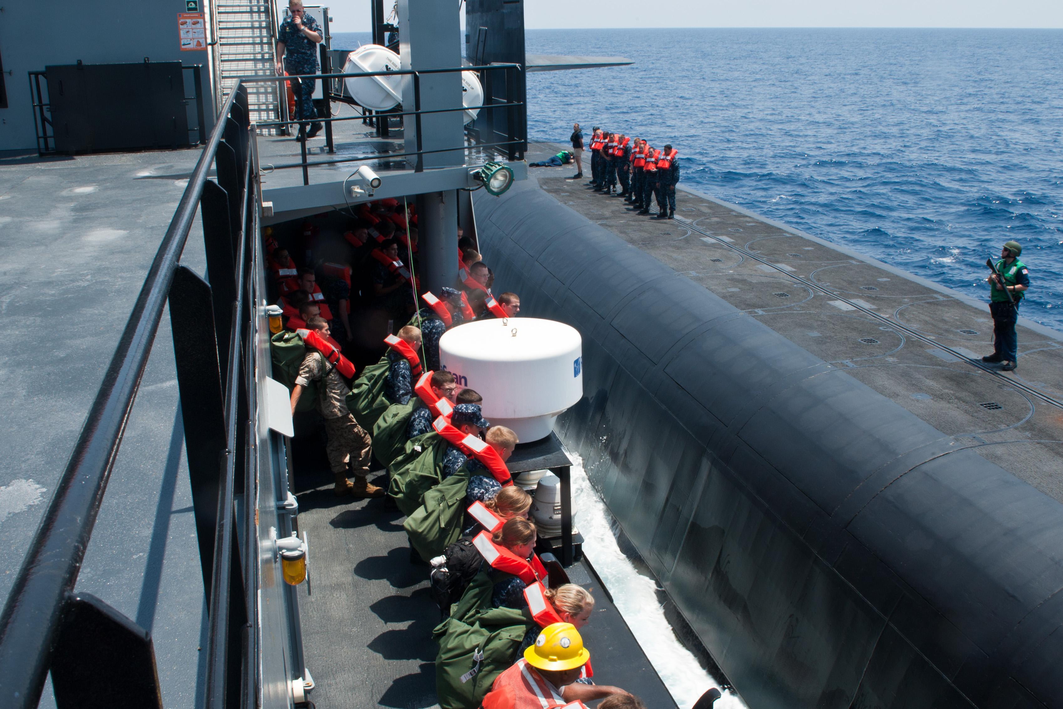 File:US Navy 110720-N-FG395-025 Navy ROTC midshipmen await ...