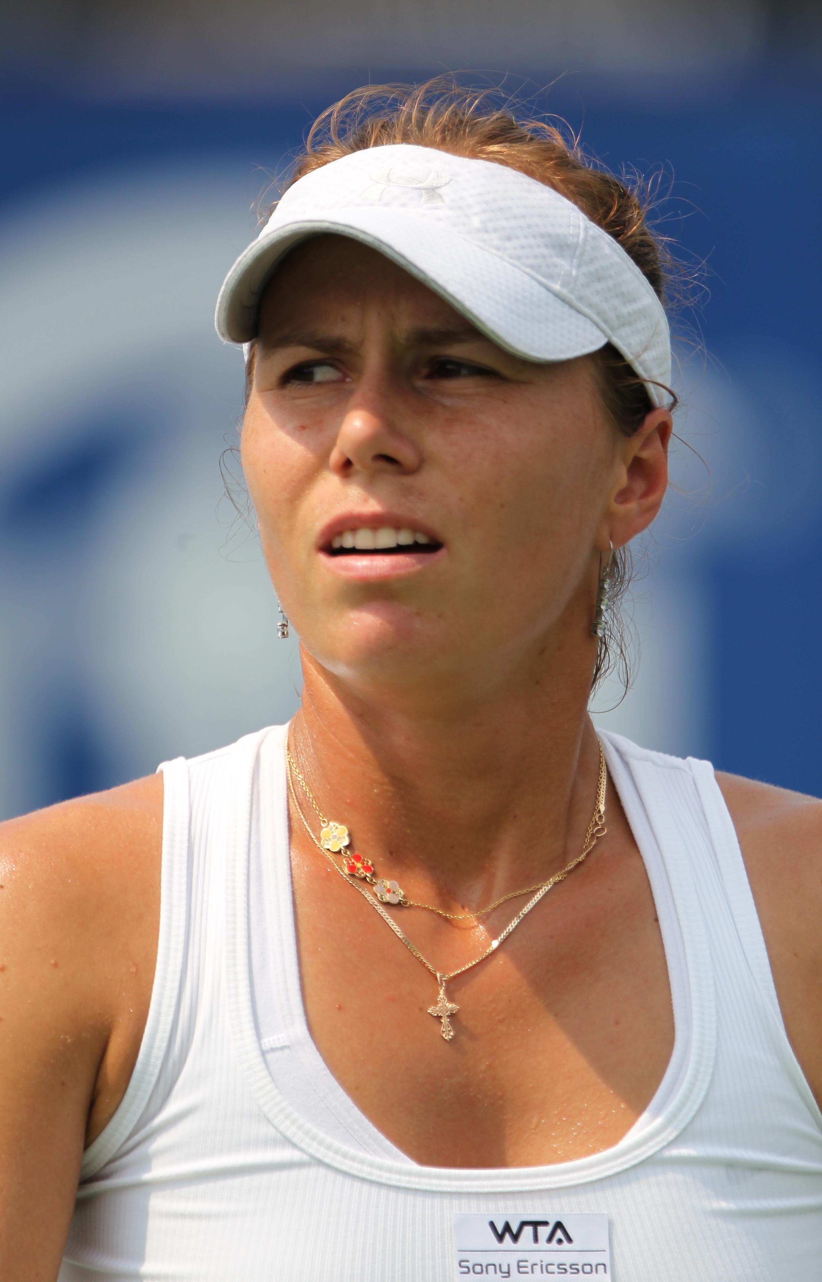 File:Varvara Lepchenko (5986163073).jpg - Wikimedia Commons Varvara Lepchenko Tennis