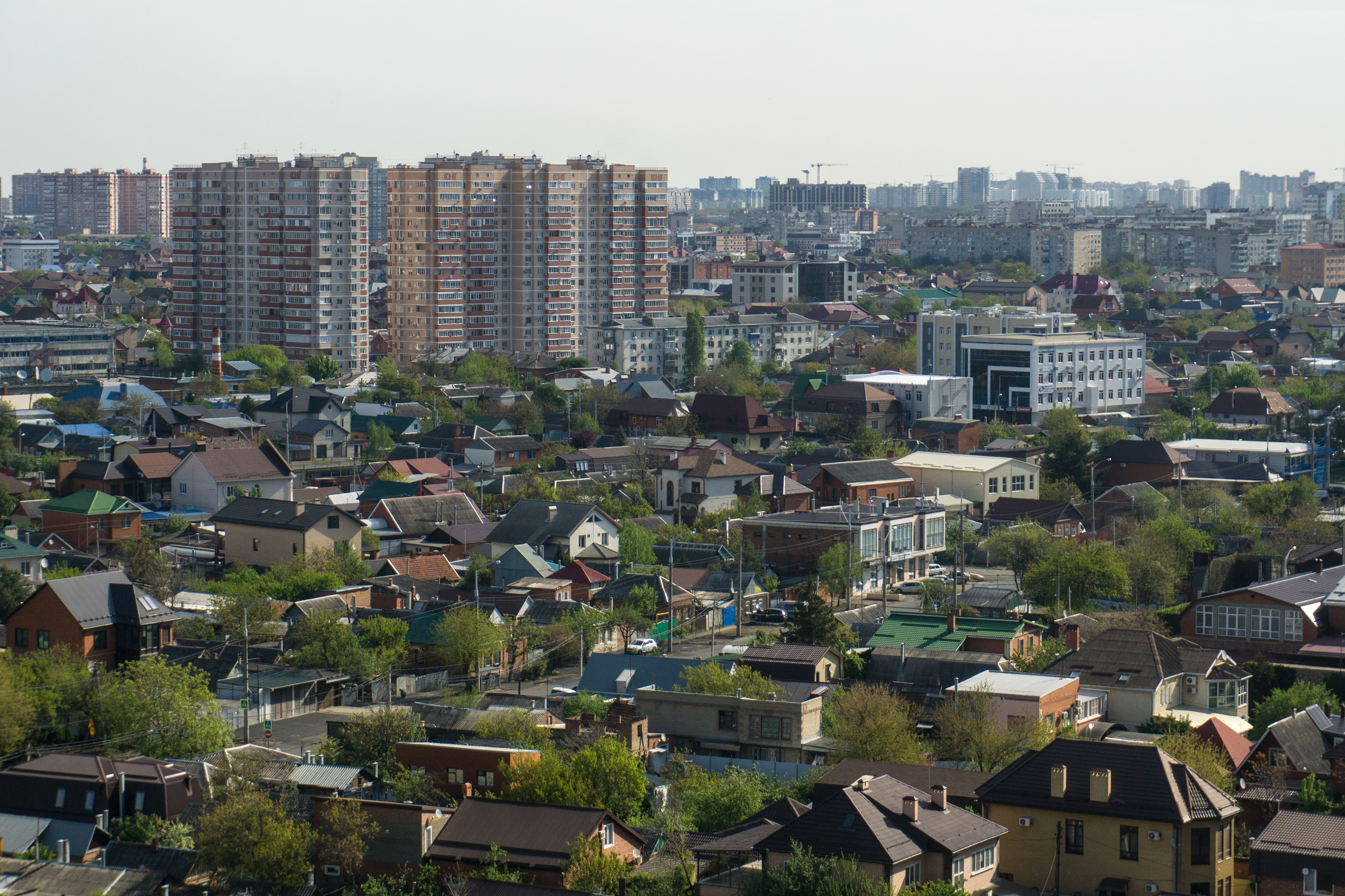 File View Of Krasnodar Taken From Kozhevennaya Street 24 2020 04 18 3 Jpg Wikimedia Commons