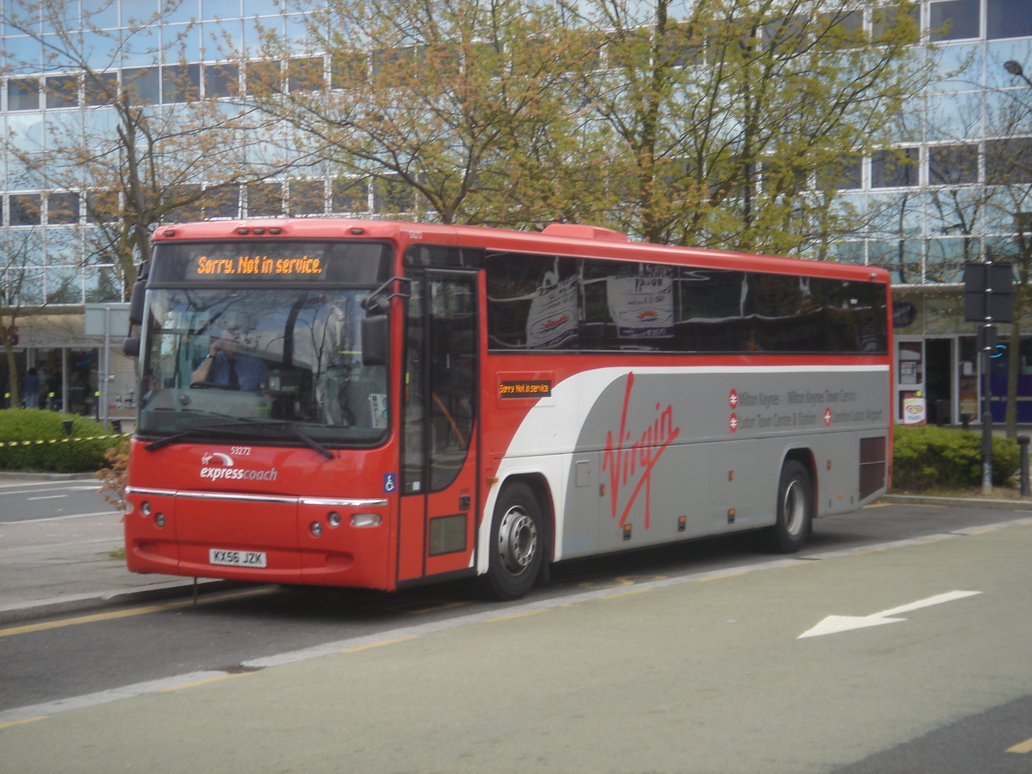 virgin bus
