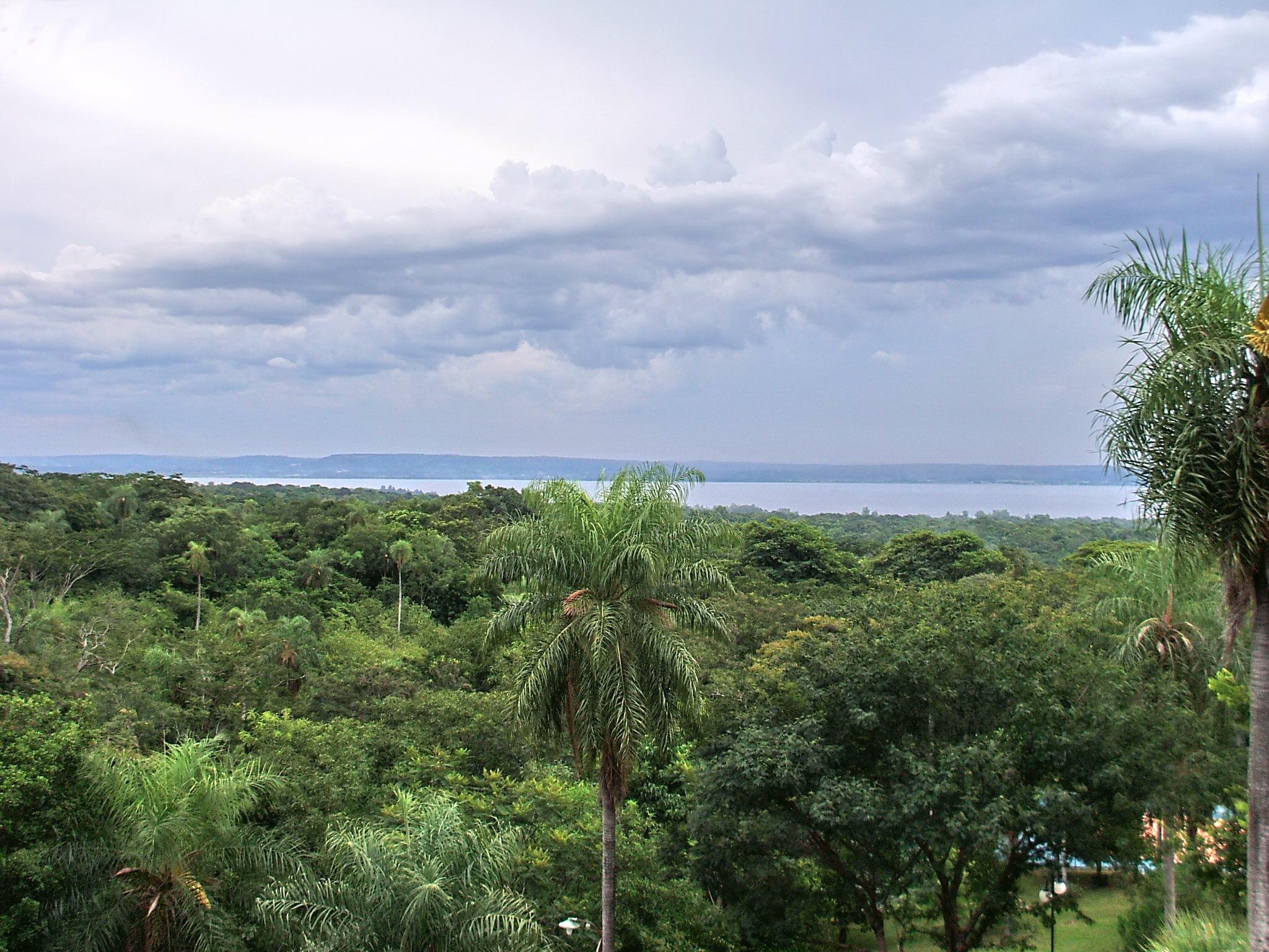 File Vista Del Lago Ypacara Desde
