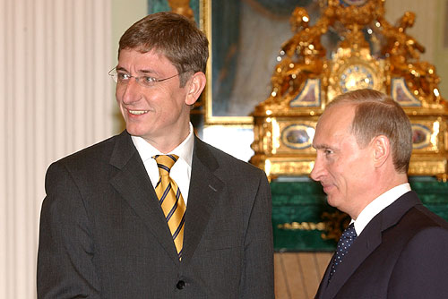 File:Vladimir Putin with Ferenc Gyurcsany.jpg