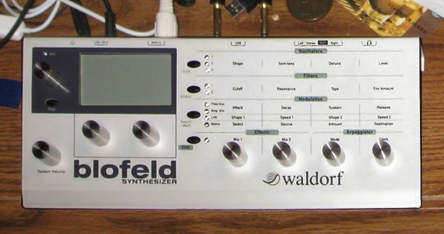 BLOFELD SOUND DRIVER FOR WINDOWS