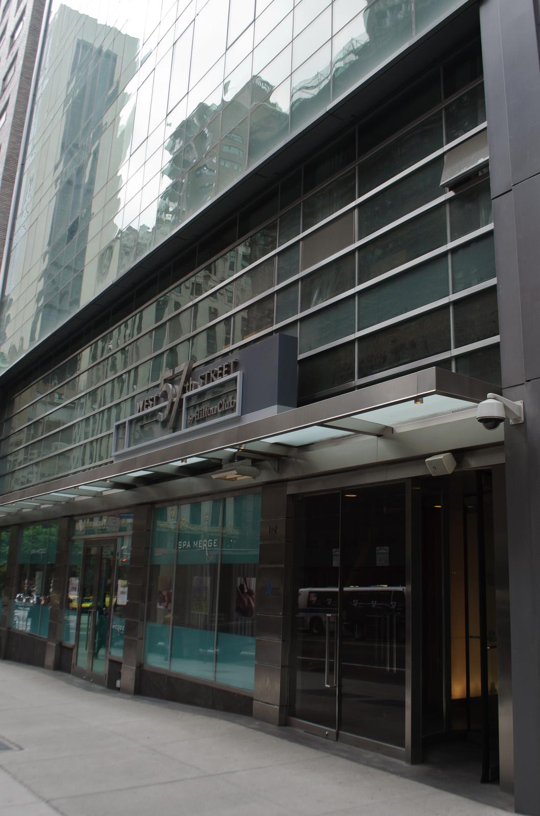 File:West 57th Street By Hilton Club, New York (7208224204