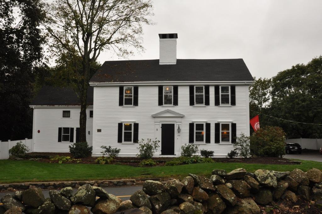 Samuel Train House - Wikipedia