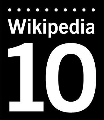 10 Jahre Wikipedia
