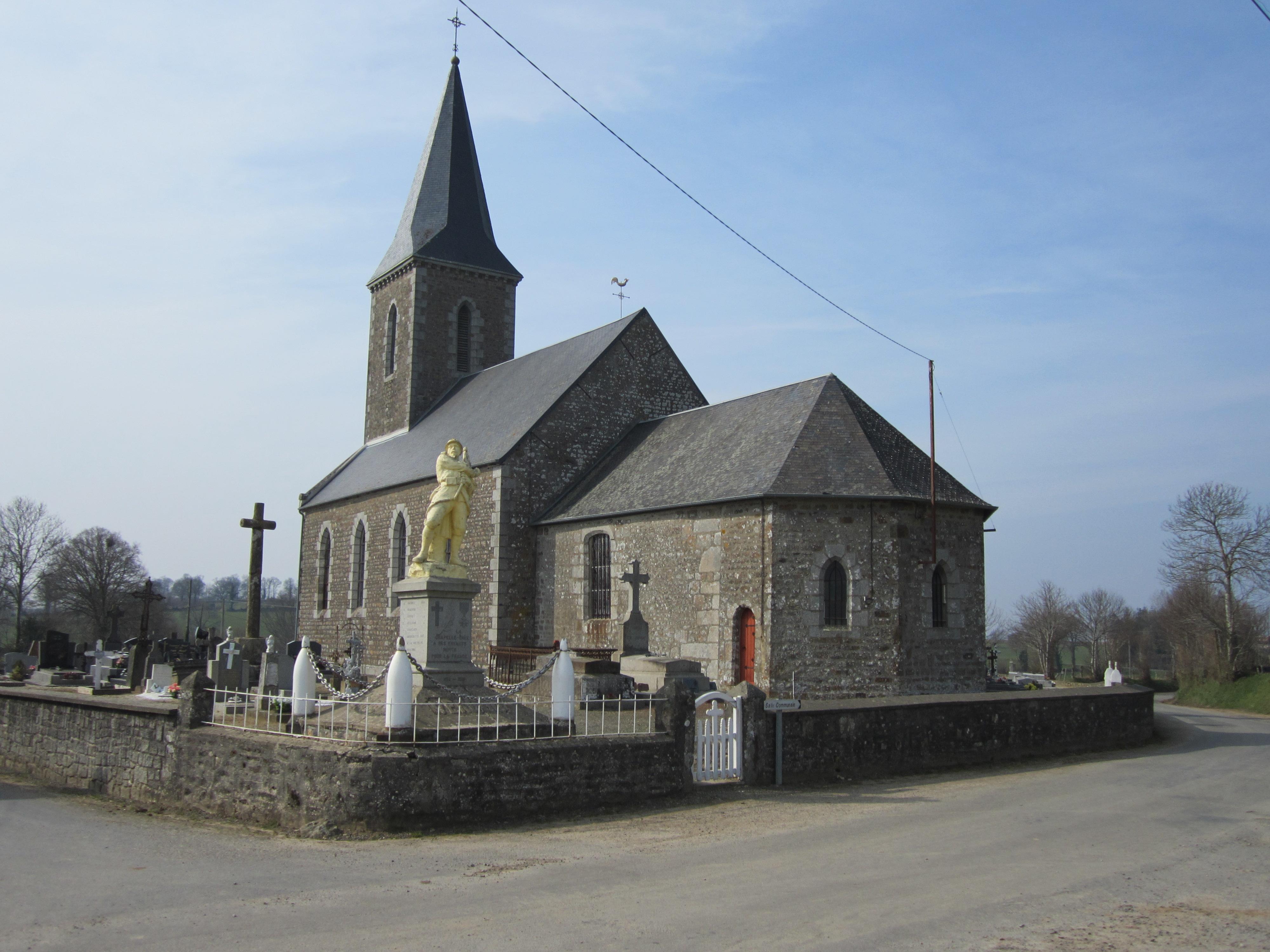 La Chapelle-Urée