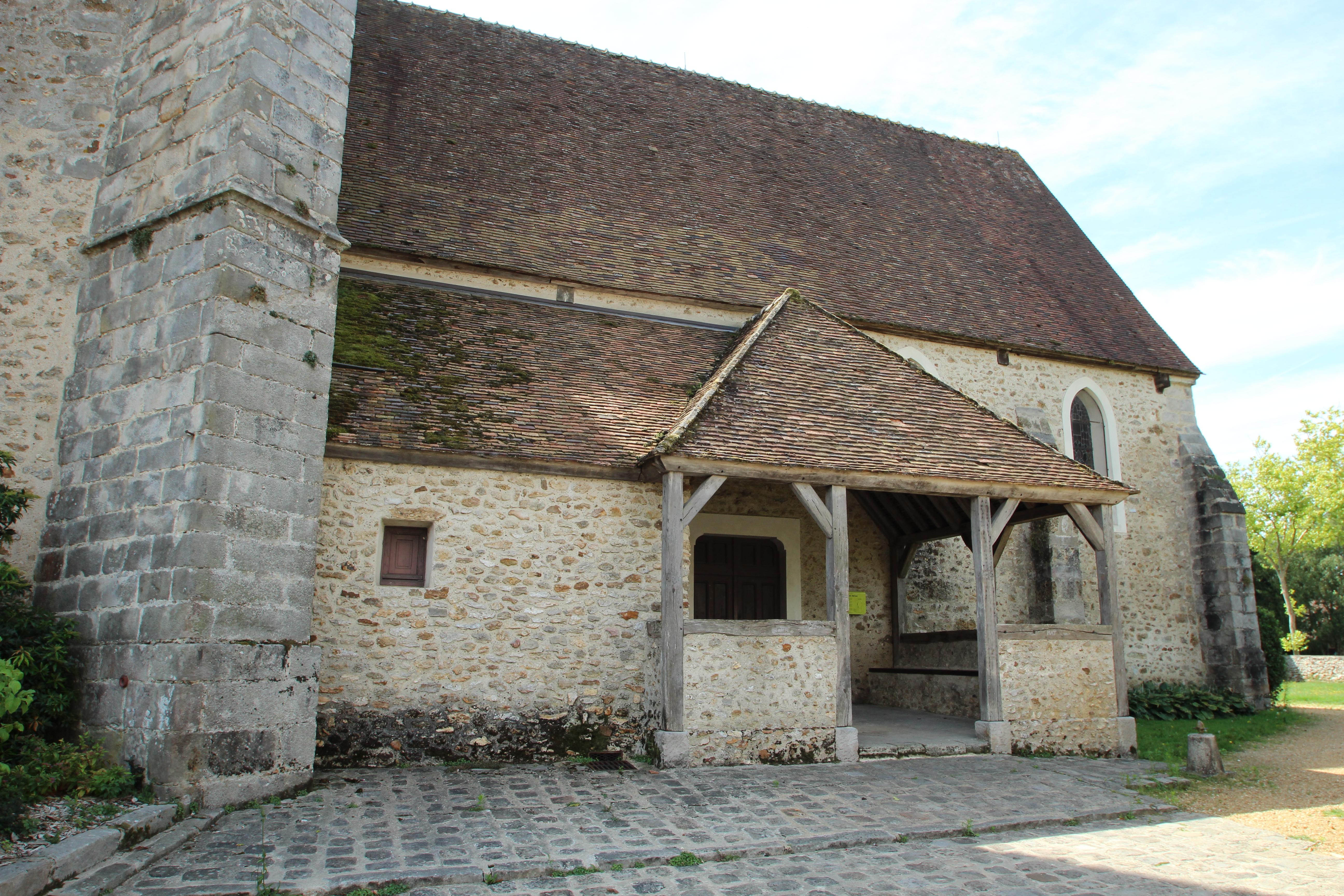 Eglise Saint Brice Cernay La Ville
