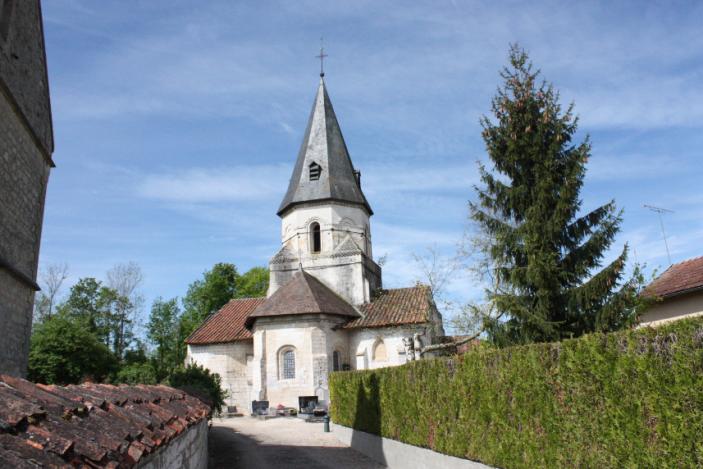 Église Saint-Pierre de Coulmiers (Classé)