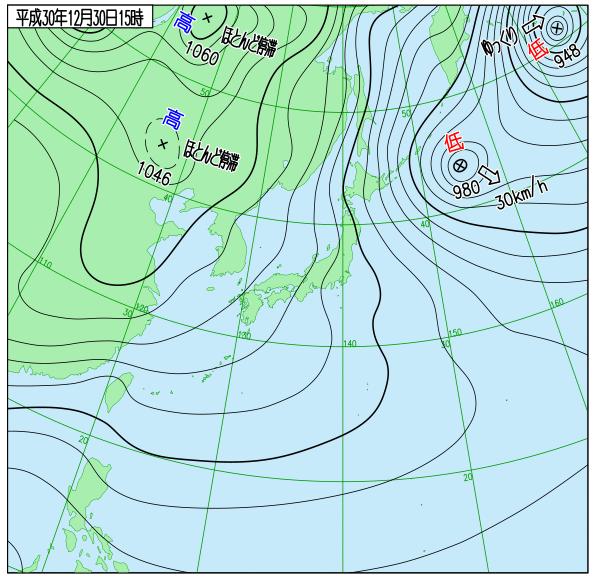 西高東低の天気図.png