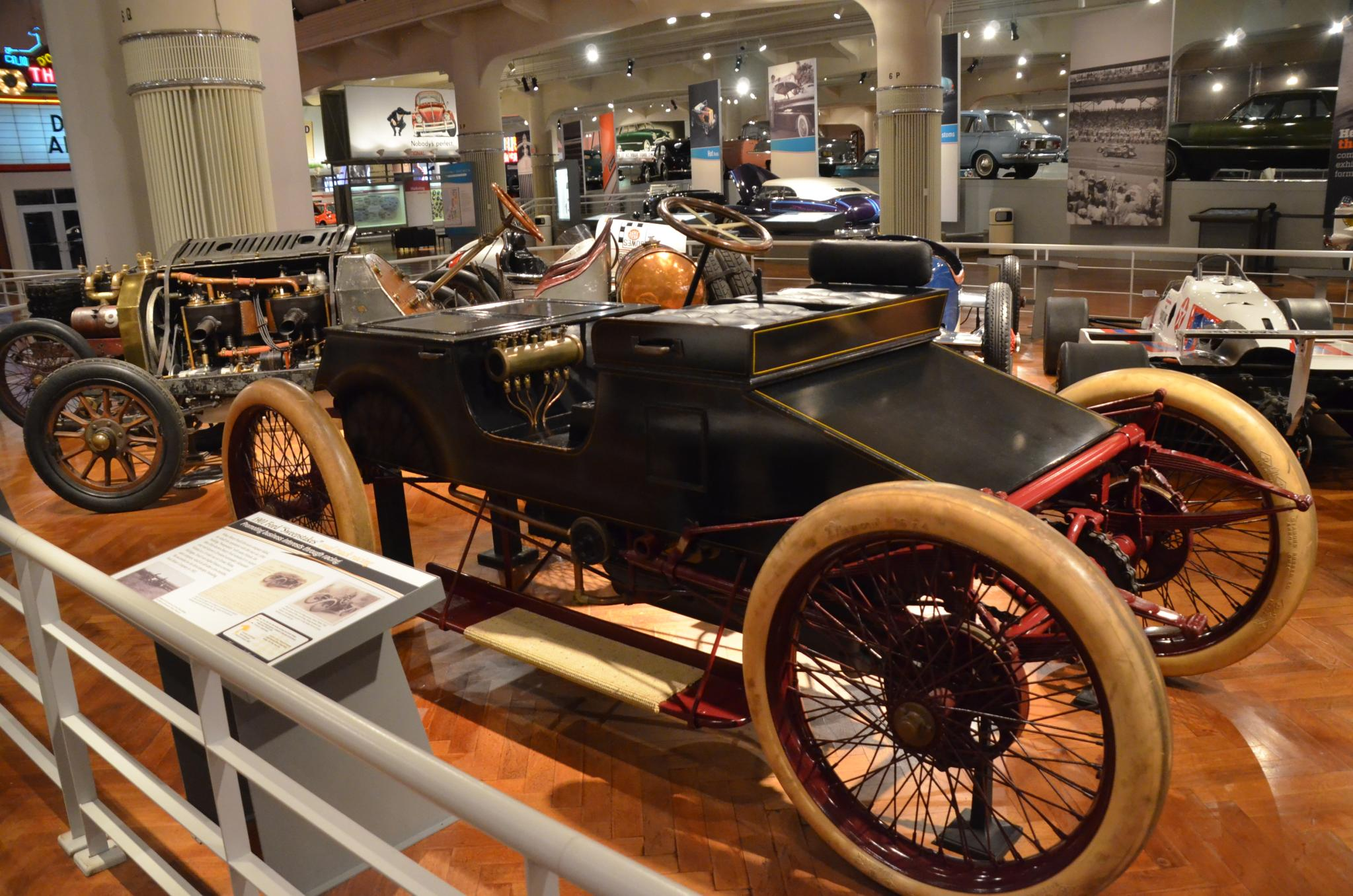File:1901 Ford Sweepstakes race car - The Henry Ford