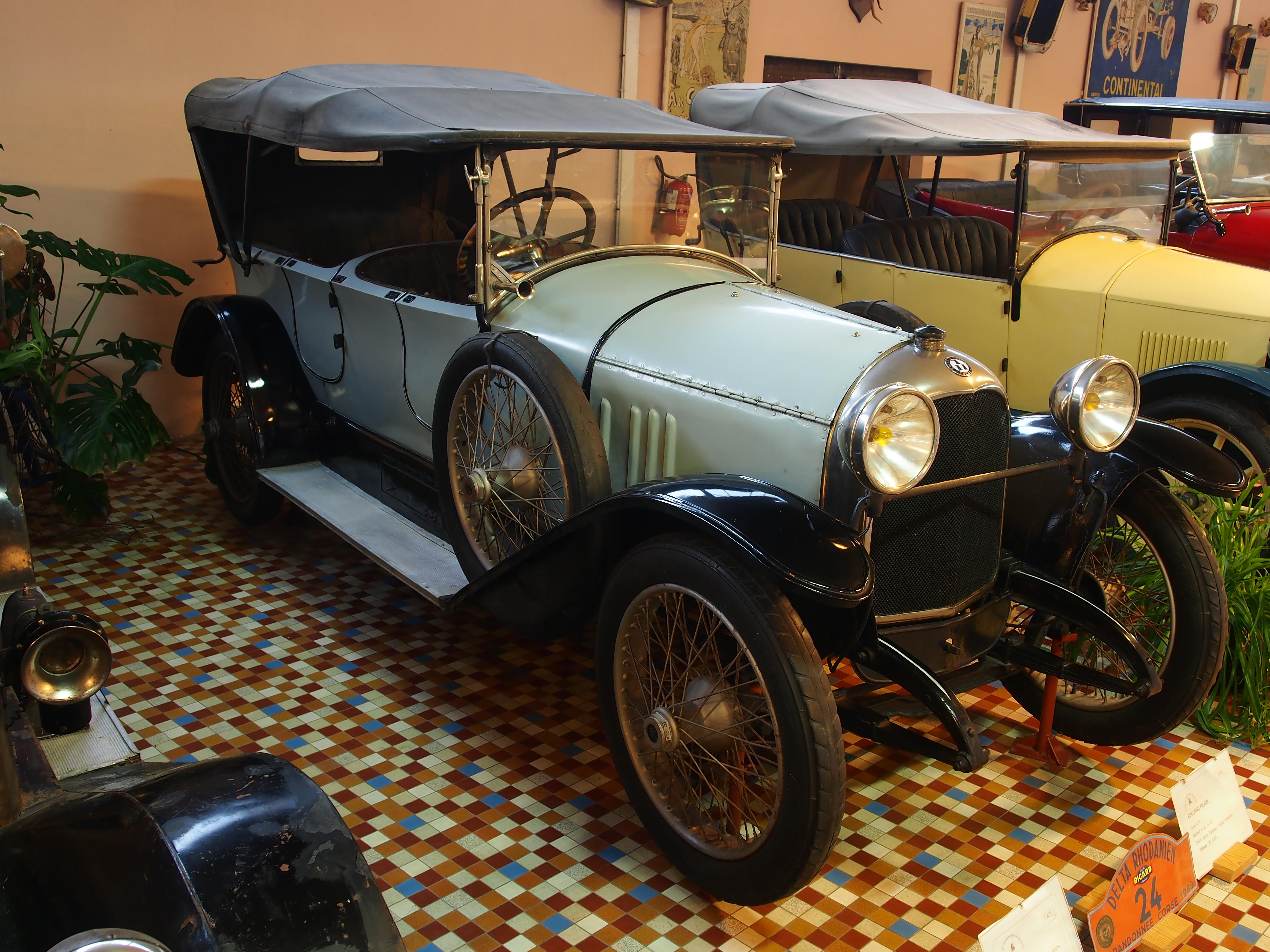 file 1923 rolland pilan r p four cylinder 10cv torpedo carosserie at the mus e automobile de. Black Bedroom Furniture Sets. Home Design Ideas