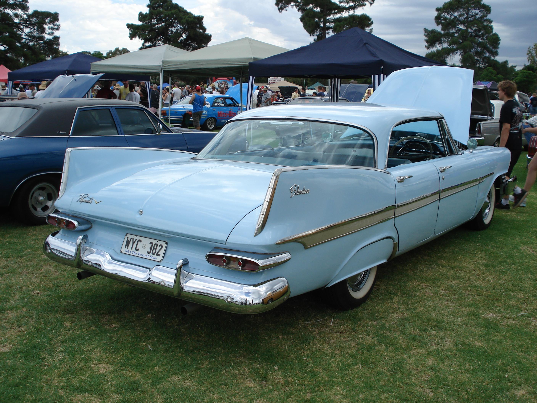1957 Plymouth Belvedere 4 Door