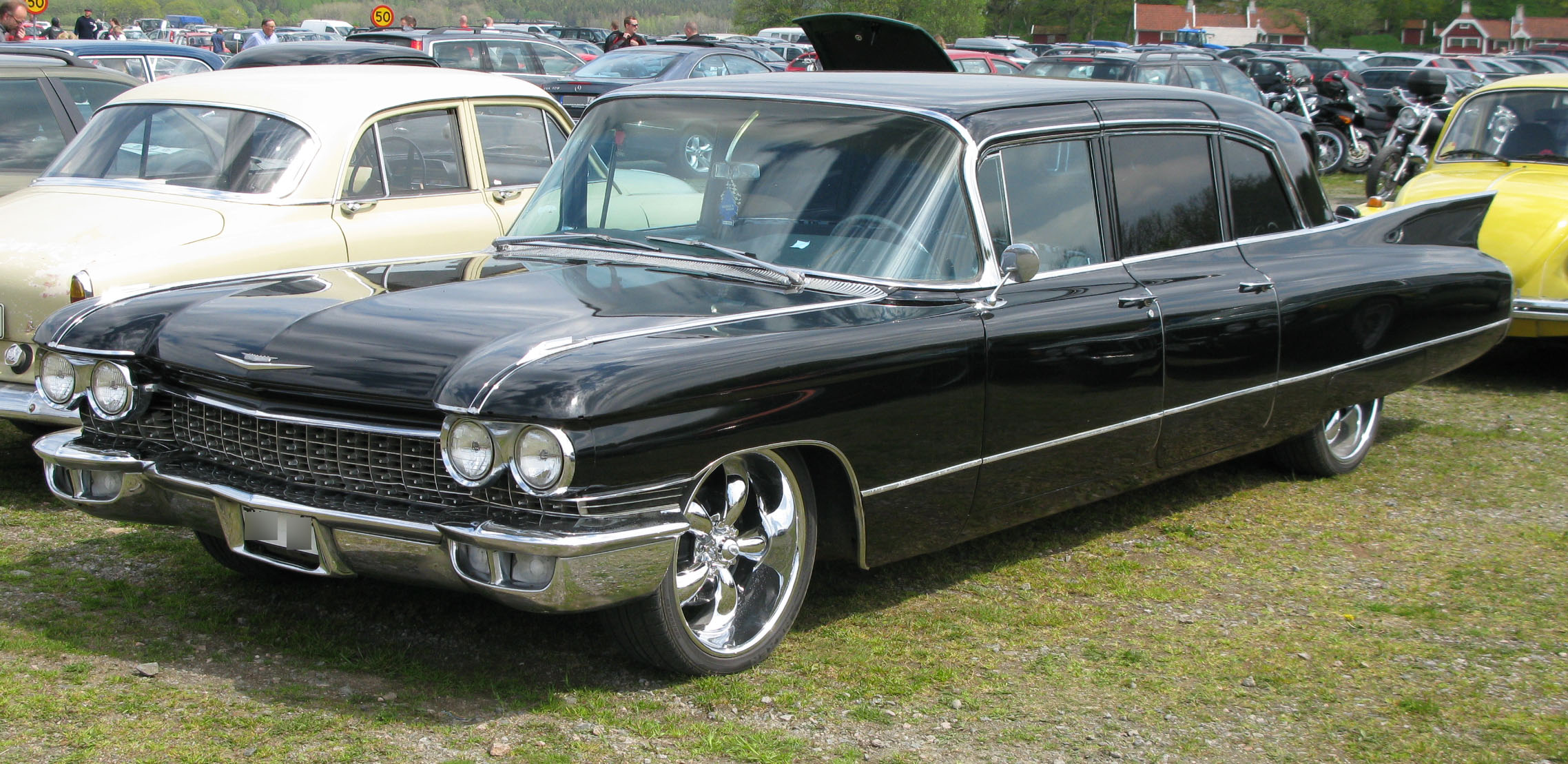 File 1960 Cadillac Series 75 Fl Jpg Wikimedia Commons