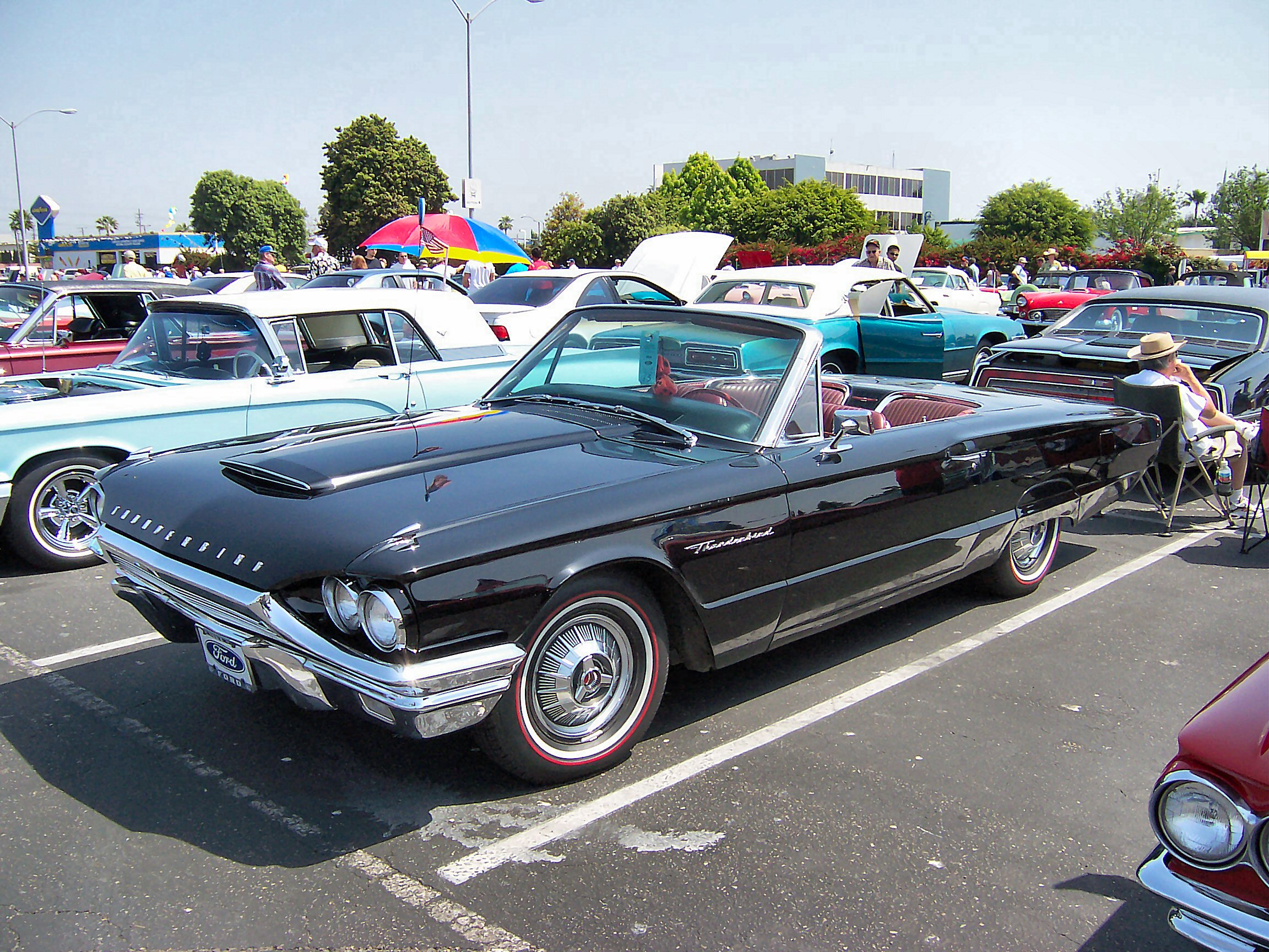 File1964 ford thunderbird convertible jpg
