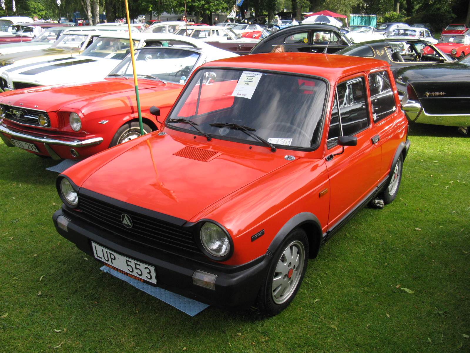 File:1984 Lancia A112 Junior (nakhon100).jpg - Wikimedia Commons