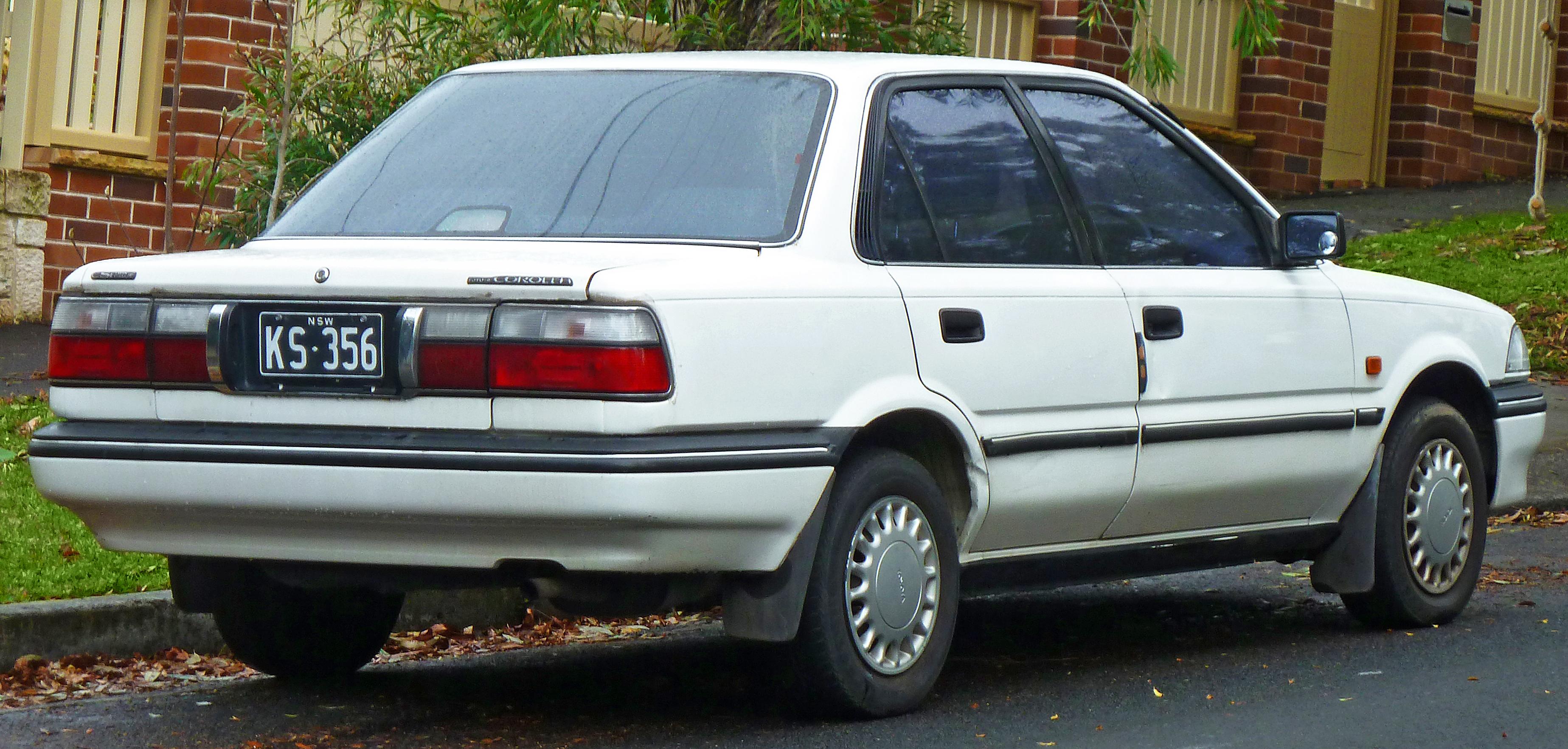 Kelebihan Corolla 1992 Murah Berkualitas