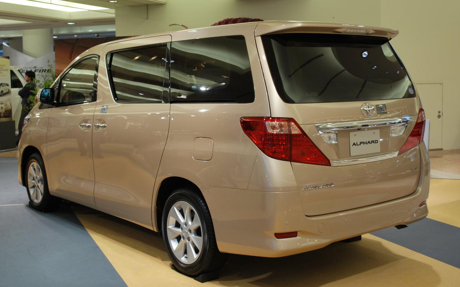 Kelebihan Toyota Alphard 2008 Review