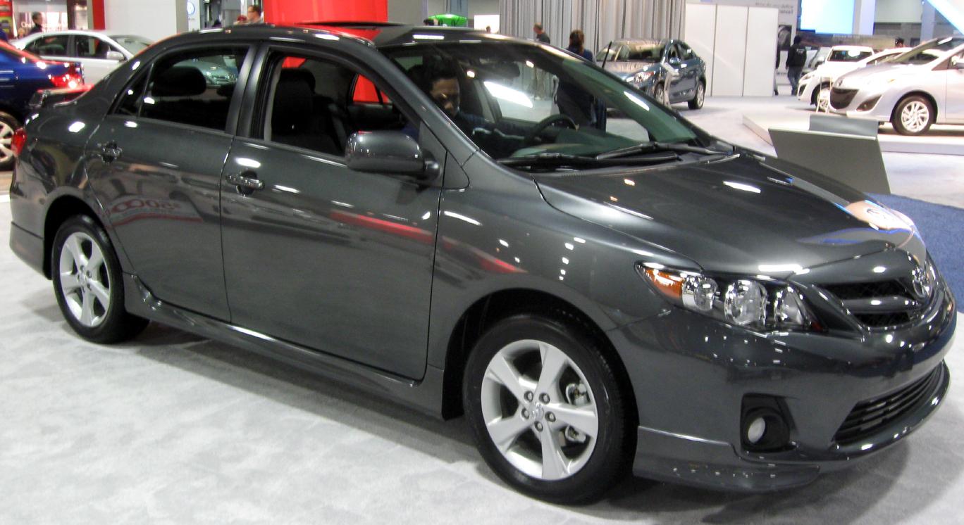File 2011 Toyota Corolla S 2011 Dc Jpg Wikimedia Commons
