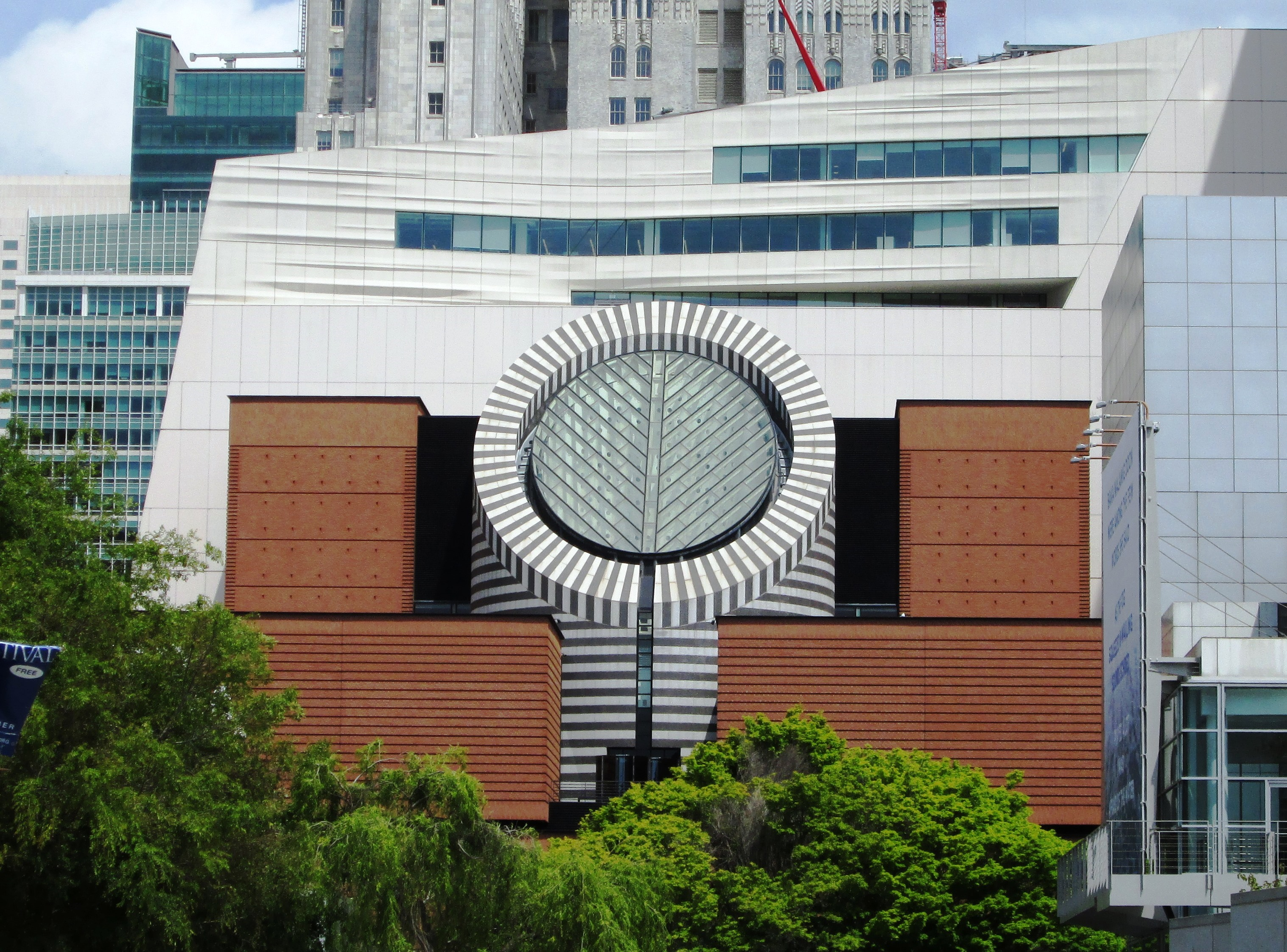 San Francisco Museum Of Modern Art Sfmoma Parking Garage