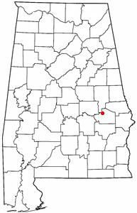 Loko di Franklin, Alabama